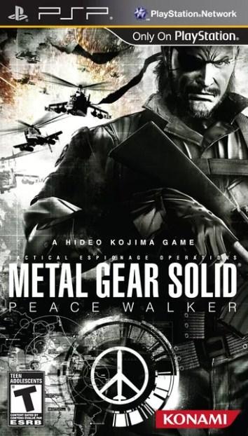 Metal Gear Solid – Peace Walker