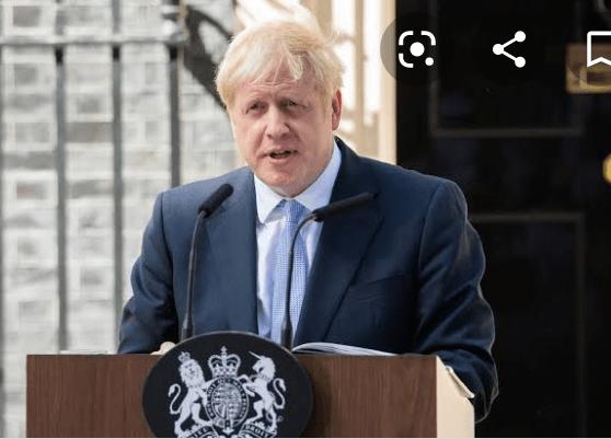 PM Inggris Ini Isolasi Mandiri Setelah Kontak Dengan Pasien COVID-19