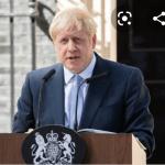 PM Inggris Boris Johnson