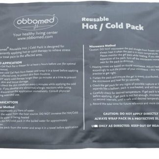 Reusable Hot & Cold Compress Gel Ice Pack