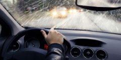 10 إجراءات يجب عملها للسيارة قبل دخول المنخفض الجوي