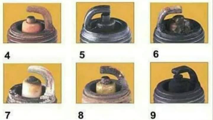 معرفة حالة محرك سيارتك من خلال البواجي