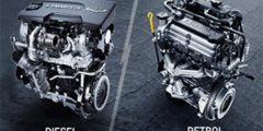 لماذا محركات الديزل أثقل من محركات البنزين؟