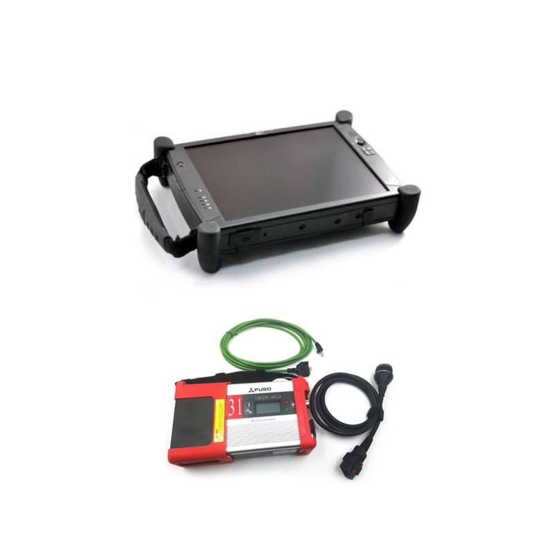[SET] Fuso C5 + EVG7 DL46 Diagnostic Tablet PC