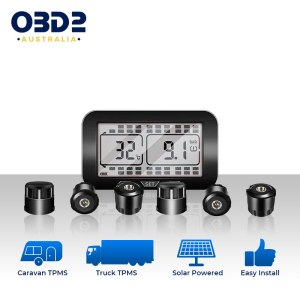 truck equipment tyre pressure monitoring system 6 to 38 tyres a