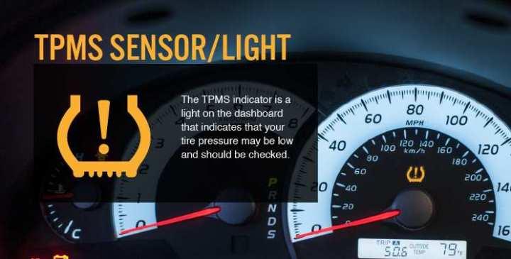 tpms sensor light