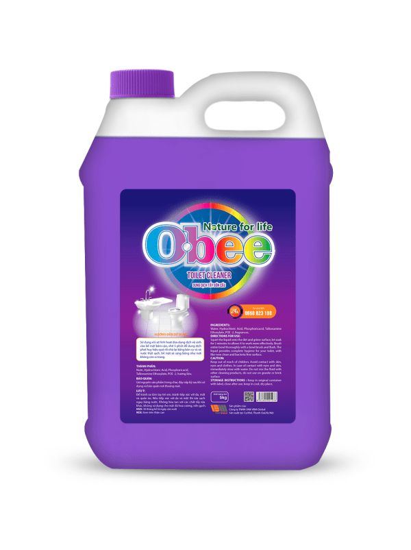 Tẩy bồn cầu Obee 5 Kg