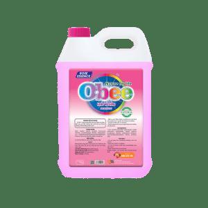 Nước rửa tay Obee hương hoa hồng 5 kg