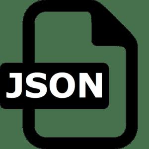 Curso de JSON. Icono