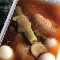 鶏チャーシュー(冷蔵保存4日)