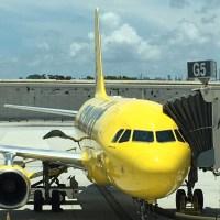 初:Spirit Airlines