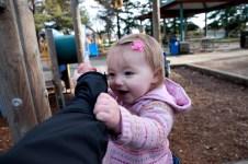 At the Park! Yay Park!