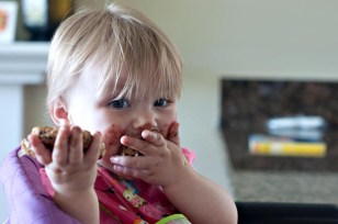 I LOVE CHOCOLATE TOAST!