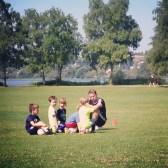 A 1 hour UK Petite Soccer League camp.