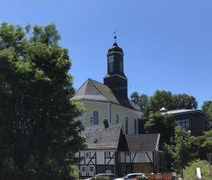 Kirche in Oberfischbach