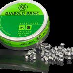 RWS Diabolo .45 g - Tin (300 pellets)