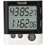 Taylor Dual Event Timer