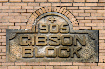 Reconciliation Fails; Gibson's Sues College 1