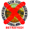 Oberlin College Seal, Betrayed