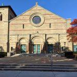 Oberlin College Finney Chapel