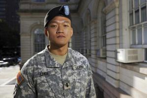Off the Cuff with Lieutenant Dan Choi