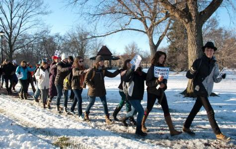 Feature Photo: Keystone Protest