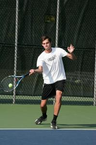 Men's Tennis Hopes Young Roster Leads to Success