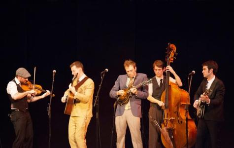 Punch Brothers Meet, But Don't Exceed, High Bar