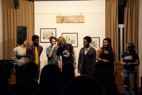 Slam Poets Deliver Honest, Moving Performances in Accessible Environment
