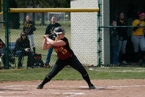 Oberlin Spoils DePauw's 8–0 Conference Record