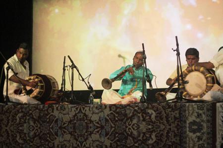 Feature Photo: Thyagaraja Music Festival