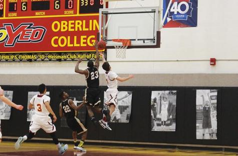 Battling Bishops Knock Men's Basketball Out of Playoffs