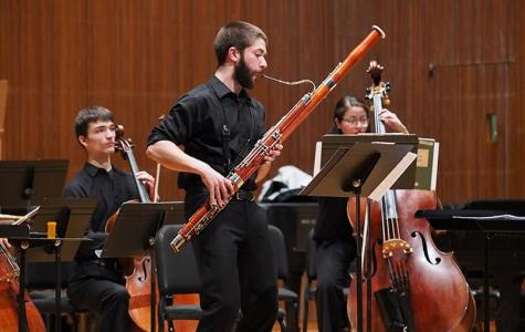 CME Performs Concerto for Bassoon and Low Strings