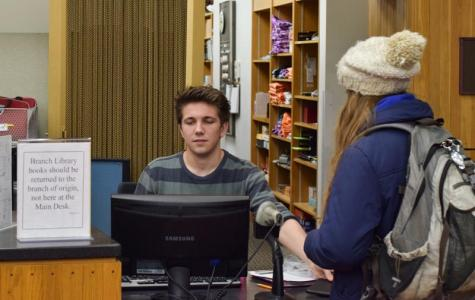 Library Director Candidates Present to Students, Faculty