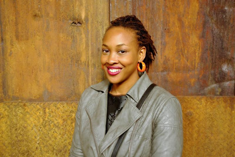 Visiting+Professor+of+Creative+Writing+Naomi+Jackson+shared+excerpts+from+her+newly+published+novel+The+Star+Side+of+Bird+Hill+at+Afrikan+Heritage+House+on+Feb.+25.+The+novel+focuses+on+themes+of+cultural+authenticity%2C+mental+illness+and+immigration.