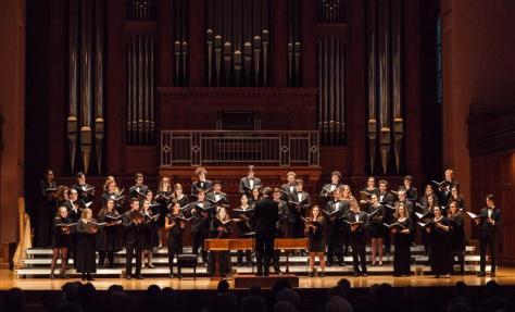 Feature Photo: Oberlin College Choir