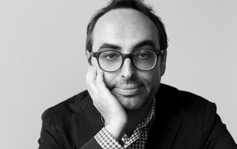 Off the Cuff: Gary Shteyngart, OC '95, Author and Professor
