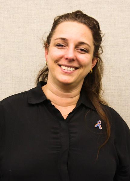 Performance artist and activist Tania Bruguera, who gave a lecture Wednesday at the Allen Memorial Art Museum.