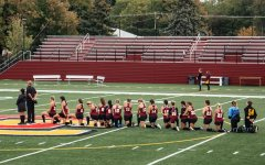 Field Hockey Joins Anthem Protest