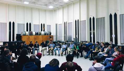 Conservatory Students Plan Post-Election Support