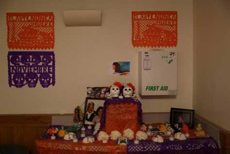 Spanish House Celebrates Día de Muertos