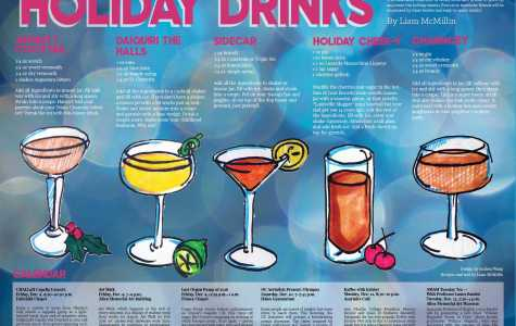 Holiday Drinks with Liam McMillin