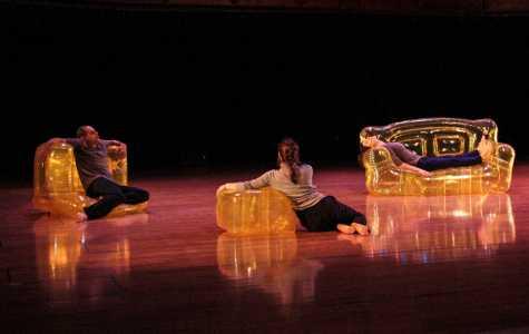 """""""Inflatable Trio"""" Navigates Complex Soundscape"""