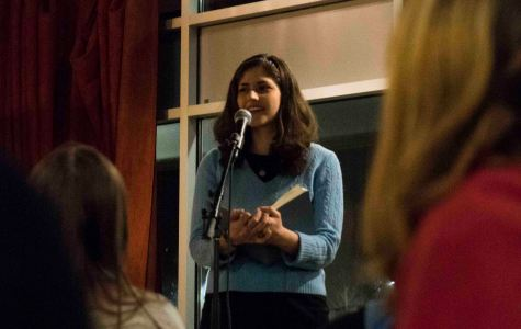Slow Train Hosts Romantic Annual Multilingual Poetry Event