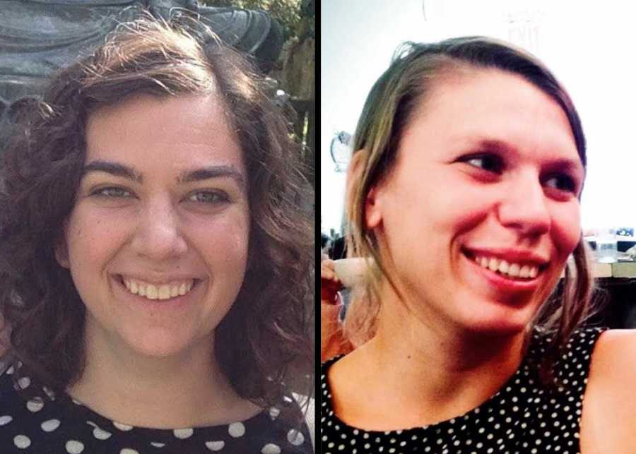 Sophie+Smith+%28left%29+and+Alicia+Dinsmore%2C+Humanitarian+Aids+for+Migrants