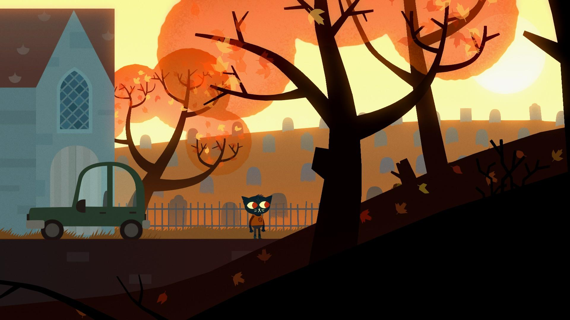 In Night in the Woods, developed by Infinite Fall, players explore Possum Springs as Mae Borowski, a 20-year-old college dropout returning to her hometown and rediscovering the life she left behind.
