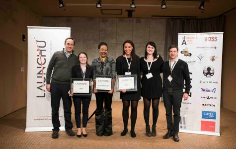 LaunchU Awards Innovative Startups $45,000