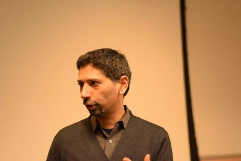 Off the Cuff: Pawan Dhingra, Professor at Tufts University