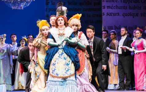 'Cendrillon' Opera Charms with Quips, Fantasy