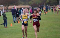 Halsten's Overall Victory Highlights NCAC Meet